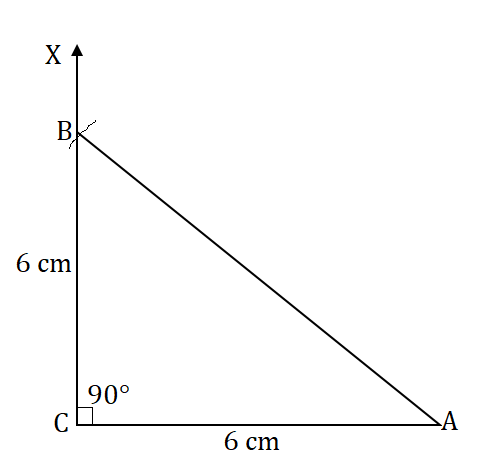 NCERT Solutions for Class 7 Maths Ch 10 Practical Geometry Exercise 10.5 Answer 3