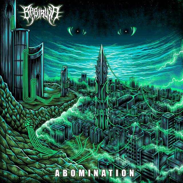 Babirusa - Abomination (Single) (2020)