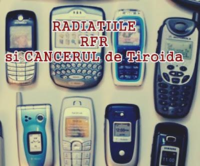 telefoanele mobile cresc riscul de cancer la tiroida
