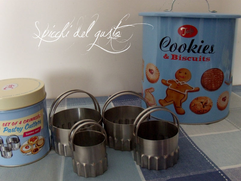 taglia biscotti