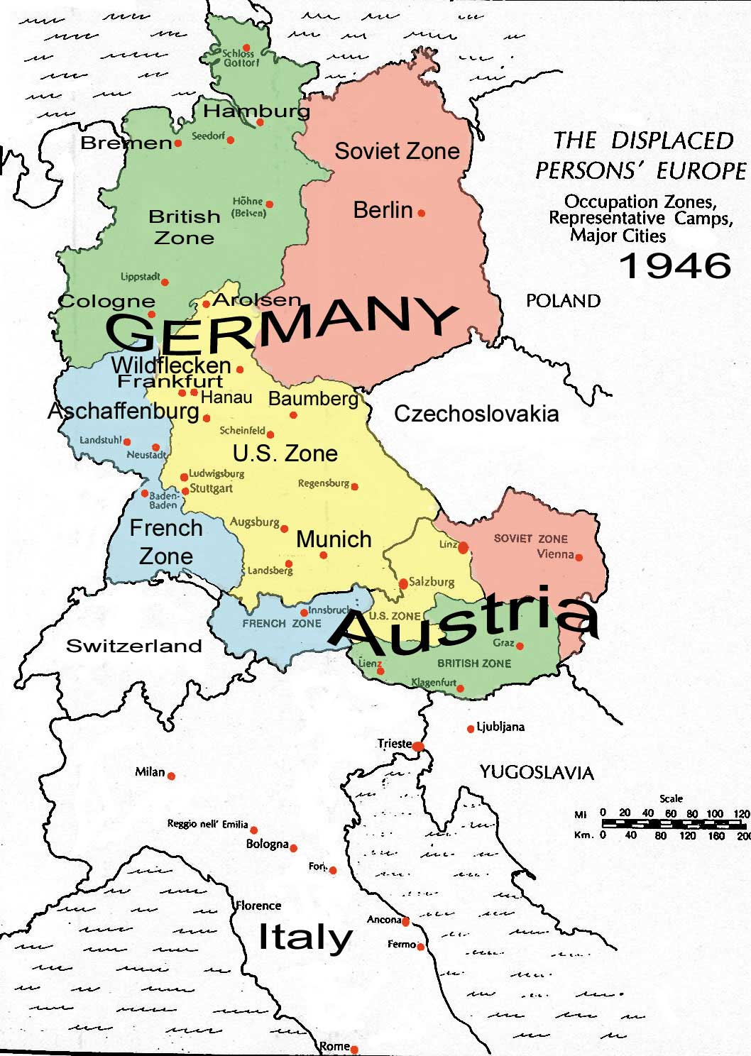 overview of german circumstances after world For this reason, when discussing events since unification, germans  this study  attempts to review germany and treat its dominant social, political, economic, and  military aspects in a concise and objective manner  world war memories.