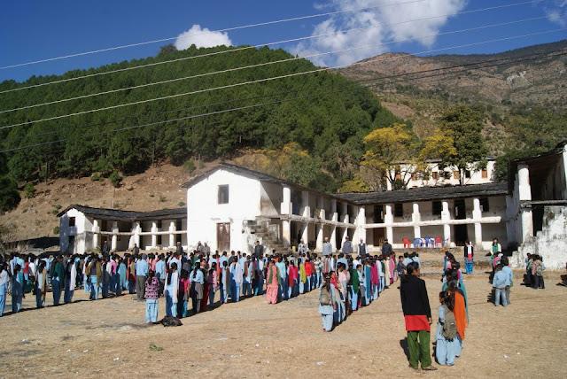 Satyavadi School Bajhang