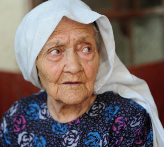 world oldest woman alive china