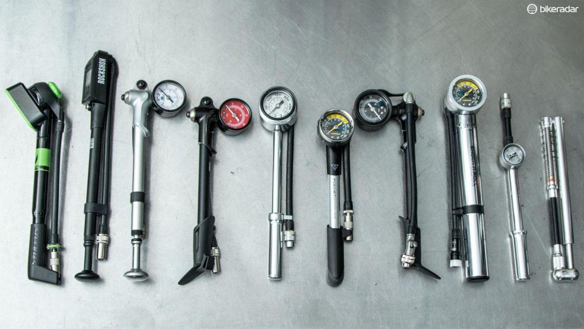 Best Mini MTB Pumps 2