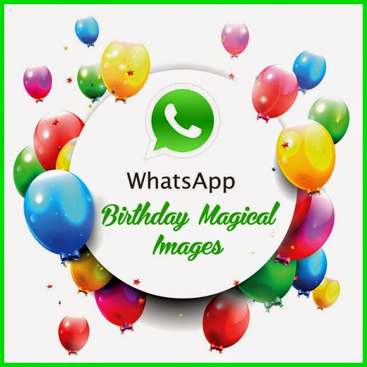 Happy Birthday Card Whatsapp