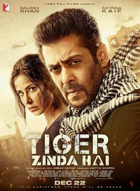 Tiger Zinda Hai (2017) Full Movie Download 720p HD Google Drive