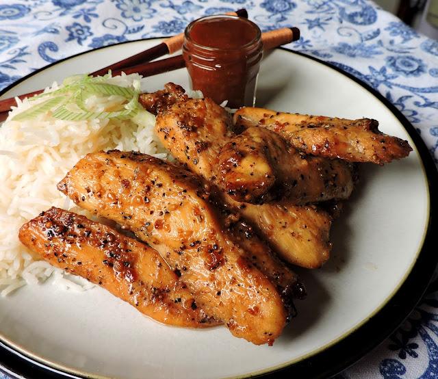 Salt & Pepper Chicken