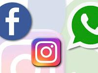 PENYEBAB ERRORNYA APLIKASI FACEBOOK, INSTAGRAM DAN WhatsApp 22 MEI 2019