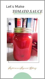 Tomato Sauce Homemade