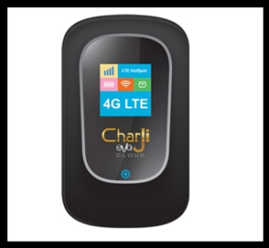 Charji cloud battery IMEX 4G LTE FDD