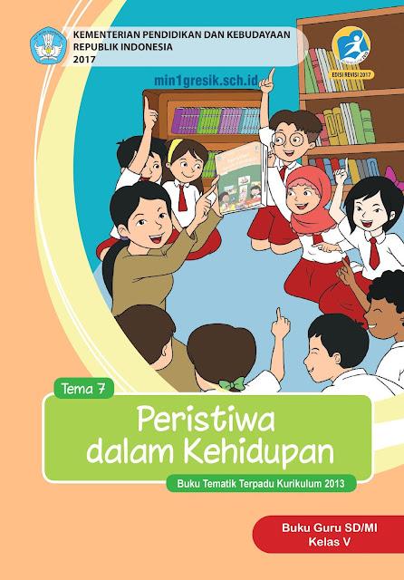 buku guru tematik 7 kelas 5 sd/mi kurikulum 2013
