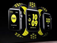 Apple dan Nike Luncurkan Jam Tangan Pintar Edisi Spesial