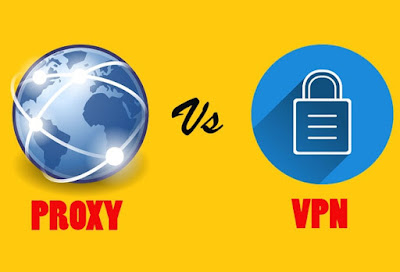 Proxy Vs VPN | 6 Differences between Proxy and VPN