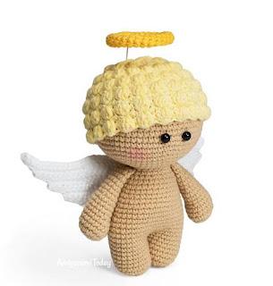 PATRON GRATIS ANGEL AMIGURUMI 45283