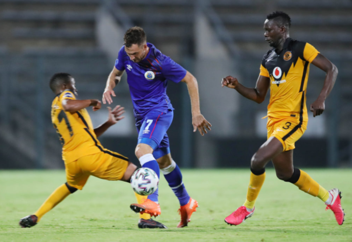 Gavin Hunt's misfiring Chiefs host his former club SuperSport United who are within striking distance of leaders Mamelodi Sundowns