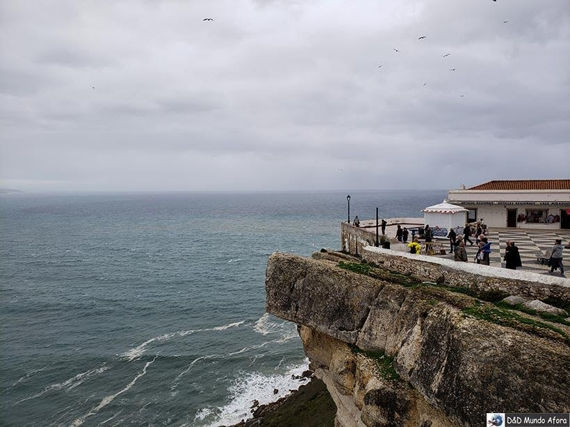 Miradouro do Suberco - O que fazer em Nazaré Portugal