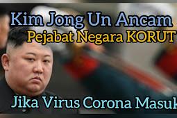 Ancaman Sangsi Serius Dari Kim Jong-Un