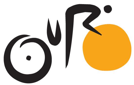 Parte del logo del Tour de Francia 2016