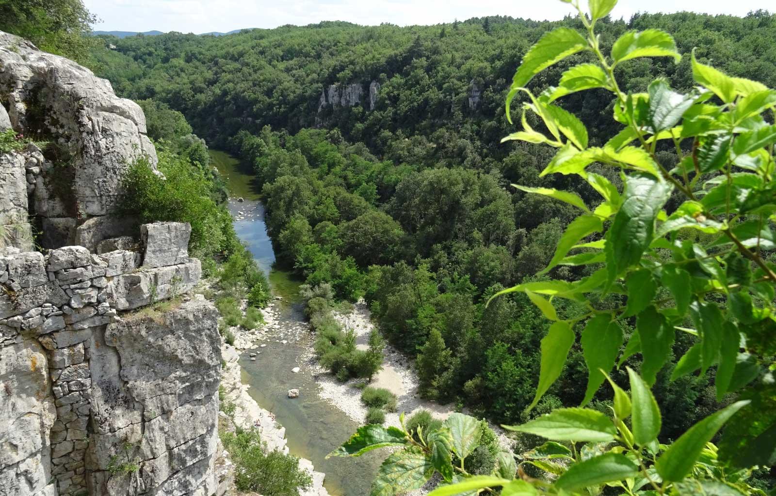 visites bonnes adresses Ardèche