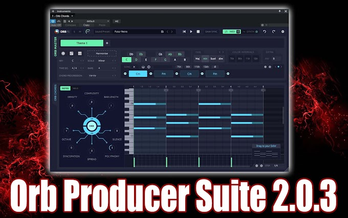 Orb Producer Suite 2.0.3 - Hexachords