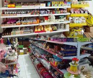 toko bahan kue Palembang