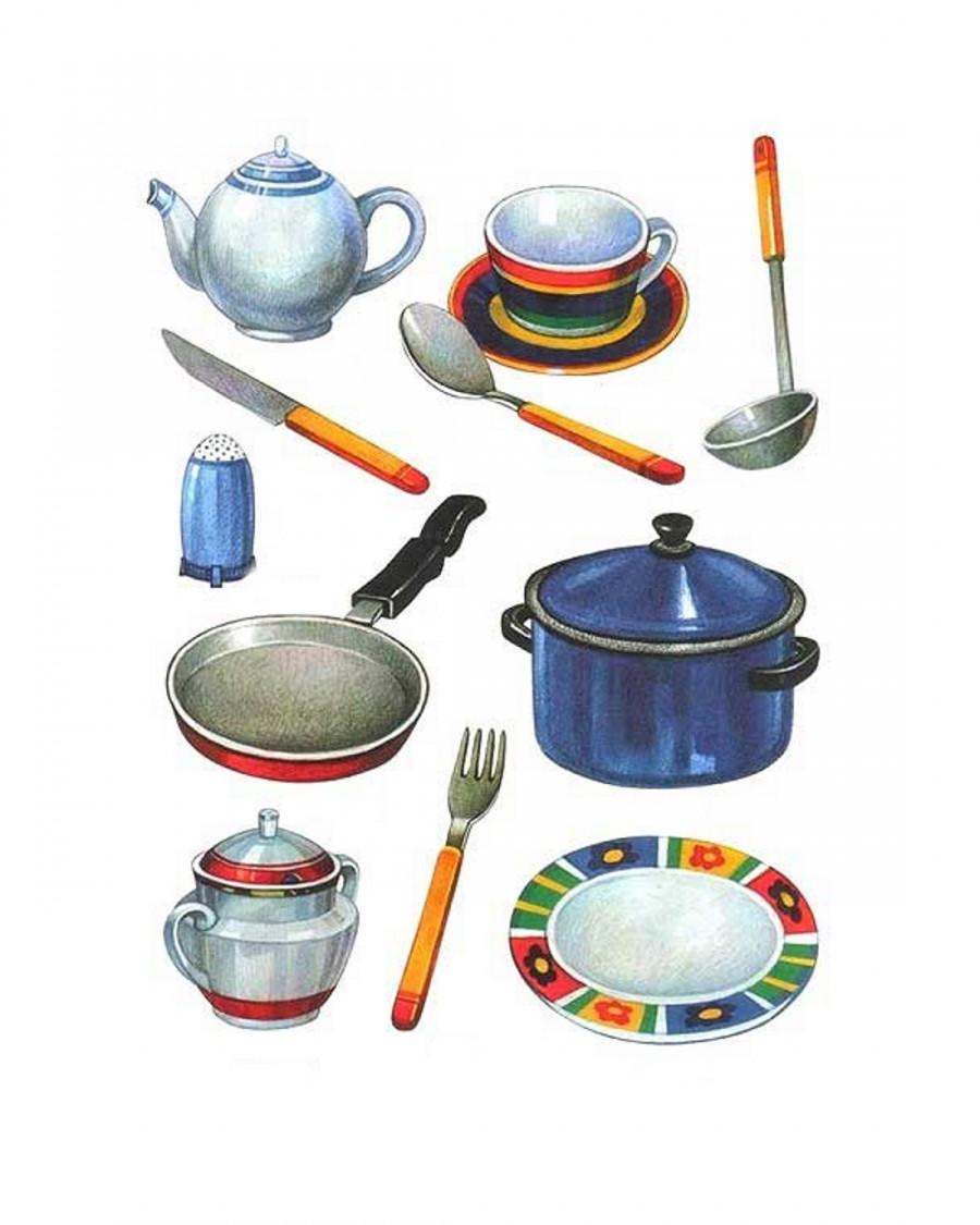 предметы посуды фото с названием просто смотря фотографии