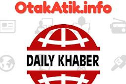 Bukti Status Aplikasi Legit Daily Khaber Masih Membayar atau Tidak