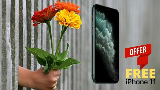 Win the New iPhone 11 Pro the Right Way.