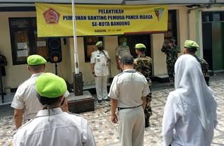 Rijal Khairul Lantik Pimpinan Ranting PPM Se-Kota Bandung