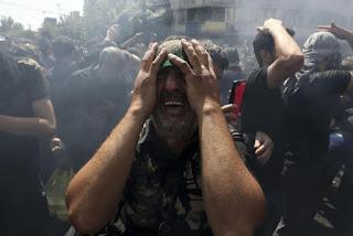 Puluhan Kaum Syiah Tewas Terinjak dalam Peringatan Asyura di Karbala 2019