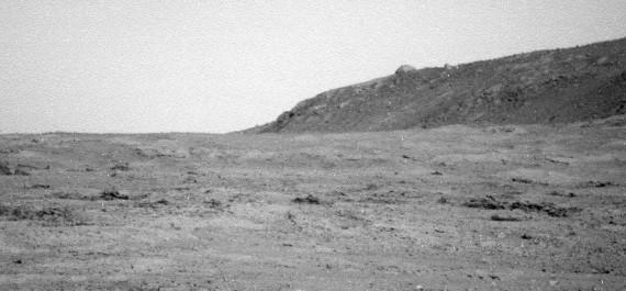 Heboh! Robot Rover Penjelajah Menemukan Struktur Bangunan Di Planet Mars