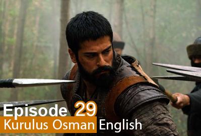 Kurulus Osman Episode 29