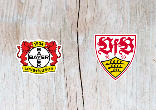 Bayer Leverkusen vs VfB Stuttgart - Highlights 23 November 2018