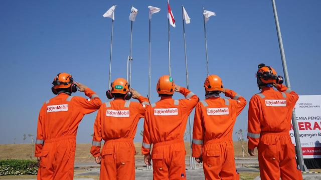 Lowongan Kerja Production Operator & Warehouse Operator ExxonMobil Cilegon