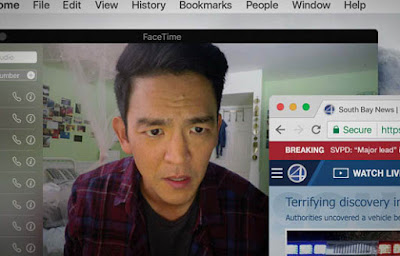 gaya penuturan digital dalam film searching