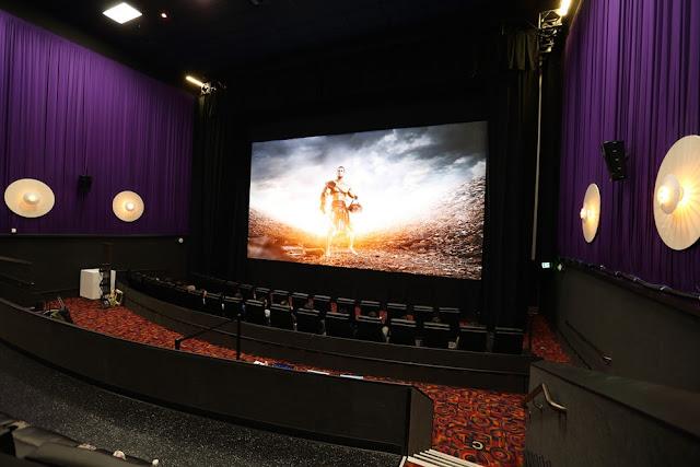 innovadoras pantallas cine samsung