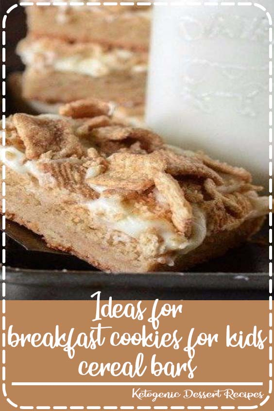Ideas for breakfast cookies for kids cereal bars  70+ Ideas for breakfast cookies for kids cereal bars