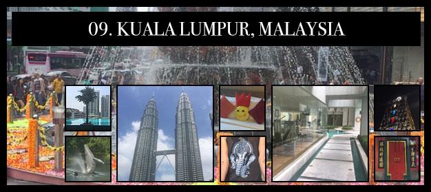Worst to Best: Jarexit II: 9. Kuala Lumpur, Malaysia