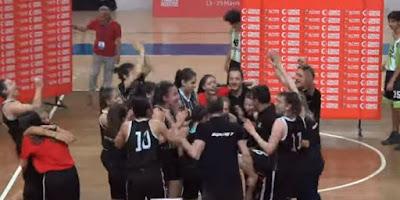 U18 Türkiye şampiyonu Beşiktaş