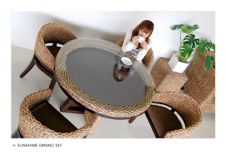 Dining rattan furniture wholesale, natural rattan furniture, furniture wicker
