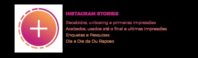 Siga para ver os Stories