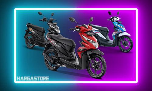 Harga Motor Matic Honda Beat Terbaru