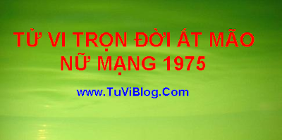Xem tu vi tron doi At Mao 1975