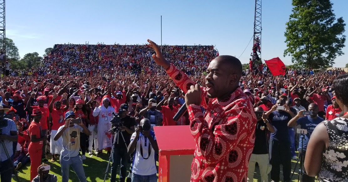 I WILL NOT TOLERATE DISSENT : CHAMISA