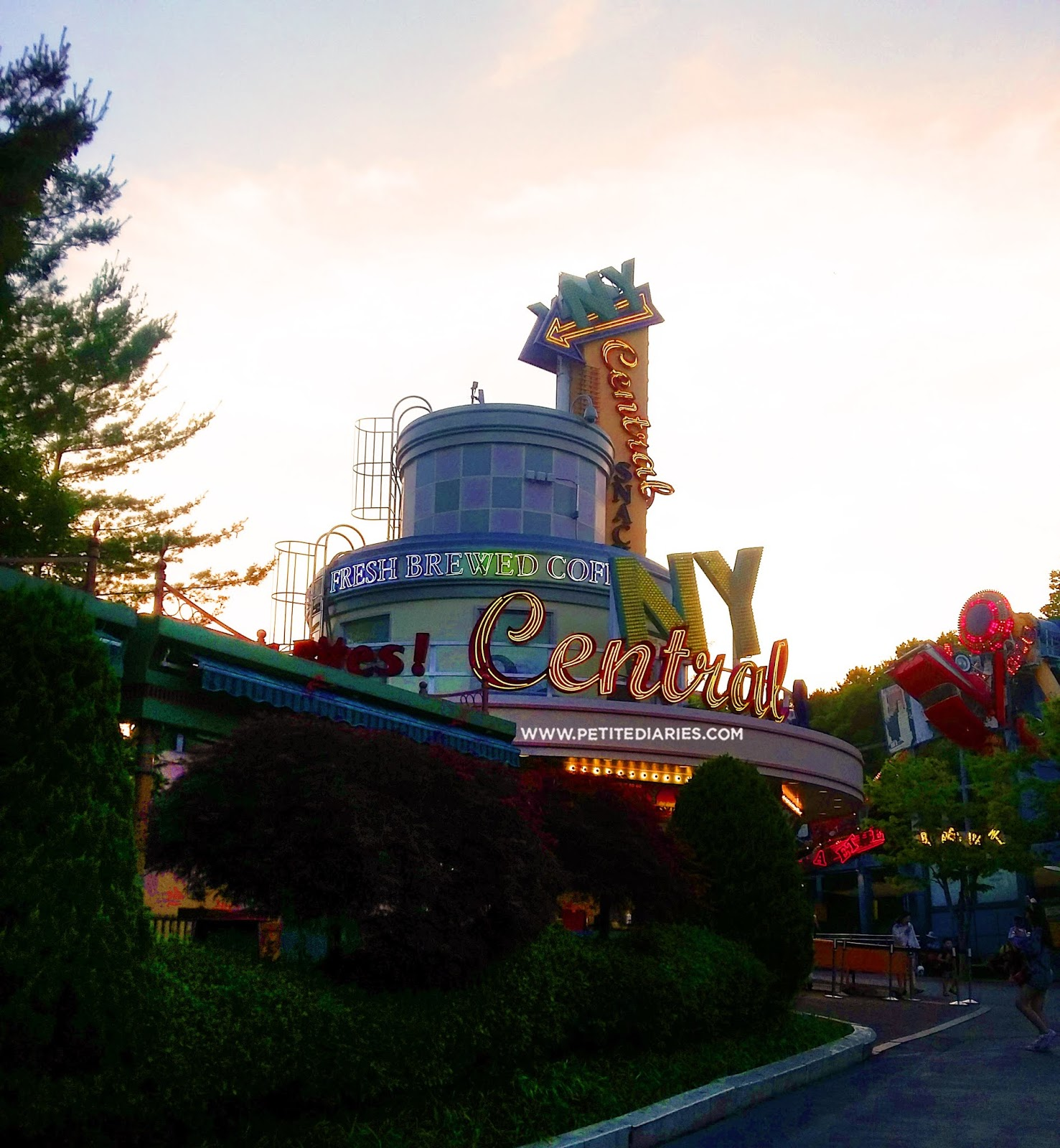 everland korea travel experience