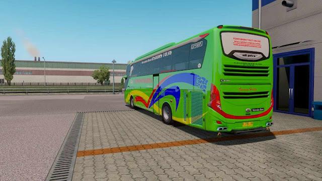 Download Mod ets2 indonesia V1.33 Jetbus 3