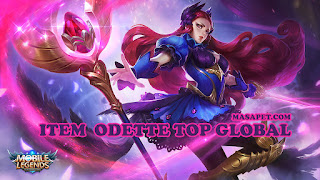 Build Gear Item Odette Mobile Legends Top Global