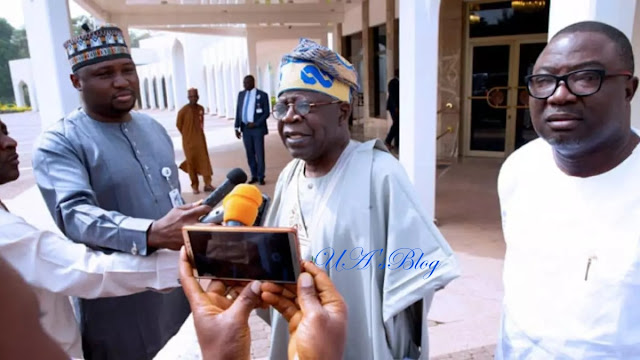 Ametokun not threatening Nigeria's security – Tinubu reacts
