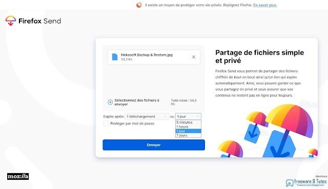 12 outils en ligne gratuits pour envoyer des fichiers volumineux