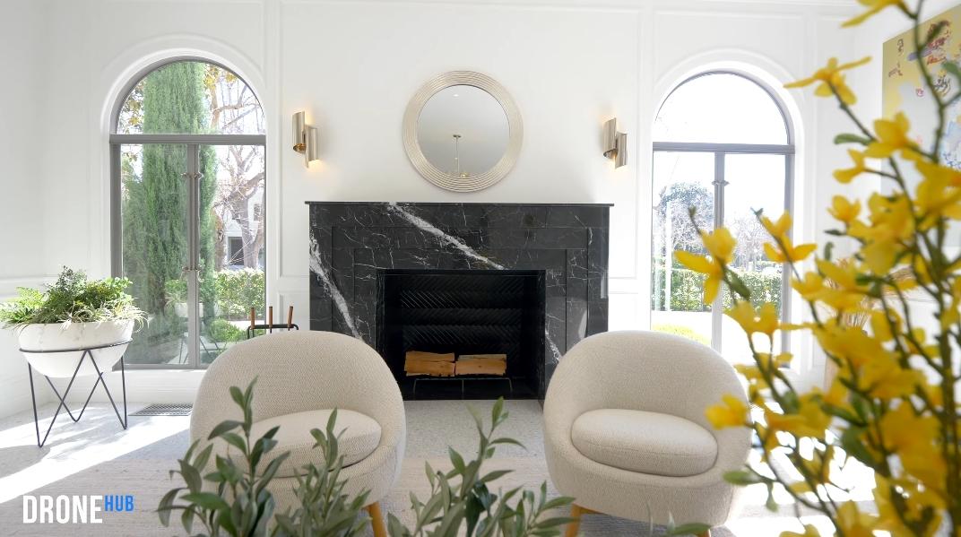 71 Photos vs. Tour 184 S Hudson Ave, Los Angeles, CA Ultra Luxury Mansion Interior Design